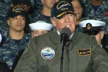 Donald Trump: Savunma harcamalarını artıracağız