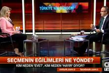 CNNTürk'te İrfan Değirmenci'yi kızdıran soru