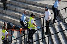 İsrail polisinden sokak ortasında yargısız infaz