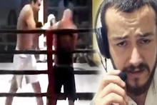 Trabzonlu fenomen boks maçı anlatırsa