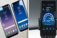Samsung Galaxy S8'in internet hız testi