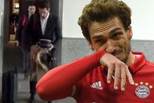 Bayern Münihli yıldızın zor anları!