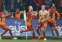 Antalyaspor - Galatasaray maçında GS TV