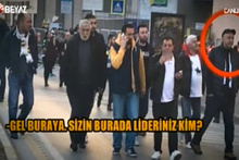 Yönetimi istifaya davet eden taraftara küfürler savurdular