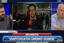 Ahmet Çakar Igor Tudor'a sahip çıktı