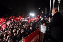 Mevlüt Çavuşoğlu, Almanya'nın yasağını böyle deldi