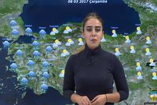 Meteoroloji'den son tahminler  08 03 2017