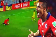 Şilili yıldız Alexis Sanchez rezil oldu denirken rakibinin aklını aldı
