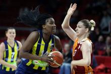 Galatasaray - Fenerbahçe derbisinin fotoğrafları