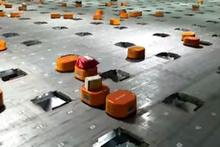 Çinli kargo şirketinin robotlarını çalışırken izleyin!