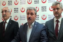 'BBP evet oylarında belirleyici oldu'