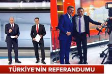16 Nisan referandum reytingleri bomba! Ezip geçtiler