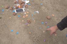 Paskalya yumurtaları içerisinde fırlatılan iPhone