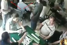 Kahvehanede baltalı saldırı