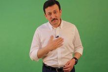 Ak Partili Hamza Dağ çekim hatalarından klip hazırladı