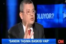 Sosyal medya CHP'li Özel'in bu videosunu konuşuyor