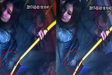 Japon turistin cüzdanını böyle çaldı!