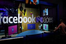 Facebook'un sanal gerçeklik platformu 'Facebook Spaces' tanıtıldı