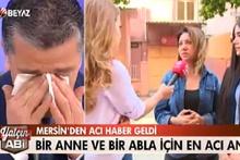 Yalçın Çakır canlı yayında gözyaşlarını tutamadı!