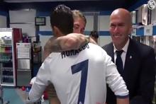 Ronaldo'dan tarihi rekor! Arkadaşları böyle tebrik etti