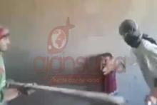 Suriyelilerden Urfalı çocuğa işkence