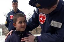 Hava Kuvvetleri'nden 23 Nisan videosu
