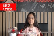 Gaziantepli çocukların hayalleri