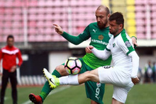 Akhisar Belediyespor Bursaspor maçı fotoğrafları