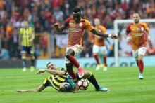 Galatasaray Fenerbahçe maçından kareler