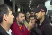 Galatasaray taraftarının Tolga'ya isyanı