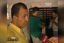 Ekmeklerin poşete girmesi efsane TRT röportajı