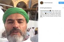 Yaşar Alptekin'den Survivor Hakan'a Kabe'de dua