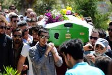 Genç tiyatrocu Tuğçe Şener son yolculuğuna uğurlandı