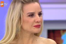 Esra Erol gözyaşlarına boğuldu