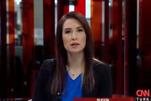Başak Şengül'den canlı yayın kazası