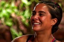 Survivor'da eğlenceli dakikalar: Sabriye gülmekten cevap veremedi!