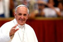 Papa 'Esselamu Aleykum' dedi, barış mesajları verdi!