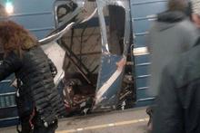 Rusya'da patlama ilk görüntüler korkunç manzara