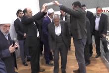Kur'an-ı Kerim'in altından geçerek barıştılar