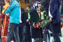Galatasaray - Adanaspor maçı saha komiseri ortaya çıktı