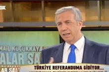 Mansur Yavaş: Bugün seçim olsa AK Parti iktidar olur