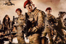 Bordo Bereliler: Suriye filmi fragmanı - Sinemalarda bu hafta
