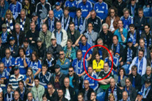 Tek başına oturan Dortmund'lu kadın ortaya çıktı