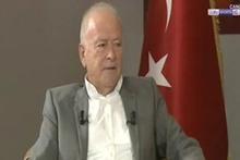 Şansal Büyüka Dursun Özbek'in esprisine gülmedi