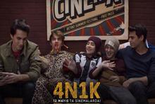 4N1K filmi fragmanı - Sinemalarda bu hafta