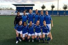 İspanya'da AEM Lleida kız takımı, erkekler liginde şampiyon oldu