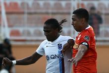 Adanaspor Trabzonspor maçı fotoğrafları