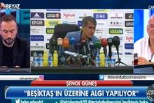 Şenol Güneş'ten Ahmet Çakar'a yanıt
