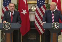 Cumhurbaşkanı Erdoğan: 'YPG/PYD'nin muhatap alınması uygun değildir'