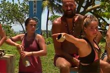 Survivor'da Sabriye ve Berna yine atıştı!